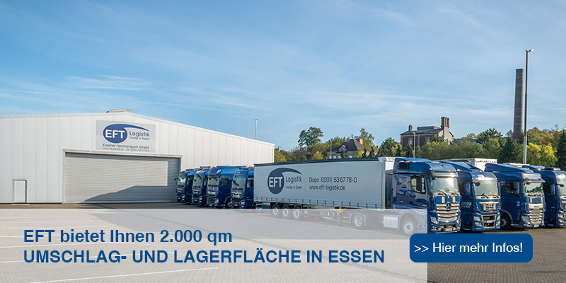 Neues EFT Lager ab 01.02.2018
